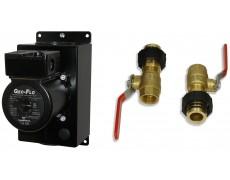 Geo-Flo Single 26/99 pump insulated box
